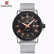 Belle Montre Militaire Naviforce US ARMY TopQualité Homme Date Fashion Men Watch