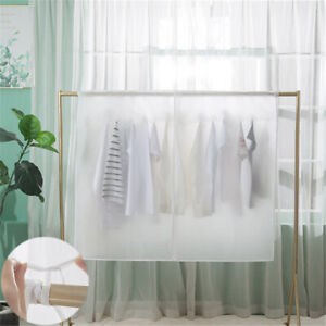 Clothes dust cover Garment Rail Available Protective Waterproof Cover-10 Size