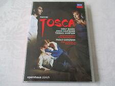 Tosca von Jonas Kaufmann,Emily Magee,Thomas Hampson - Carignani - DVD Neuwertig