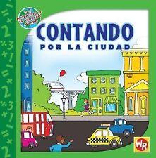 Contando Por la Ciudad (Las Matematicas En Nuestro MundoMath in Our Wo-ExLibrary