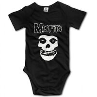 Misfits Fiend infant Baby Boy Fashion Clothes Cool  One PIECE Bodysuit