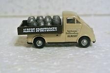 Busch HO DKW Truck Albert Spirits NIB