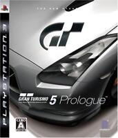Gran Turismo 5 Prologue Sony PlayStation 3 Video Game PS3 - FREE SHIPPING