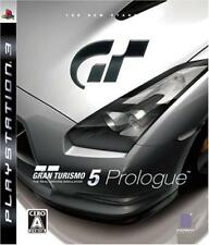 New GRAN TURISMO 5 Prologue for SONY PLAYSTATION 3 PS3 Rated E FREE SHIPPING!!