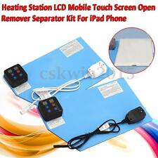 220V 50Hz LCD Touch Screen Separator Open Remover Cellphone Kit For iPad Phone