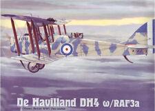 de Havilland DH4 w/RAF3a engine (early) 1/48 Scale Plastic Model Kit RODEN 432