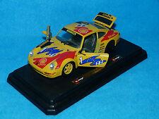 BURAGO PORSCHE 911 CARRERA GT 1/24 SCALE