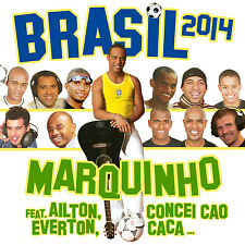 CD Marquinho feat Ailton Brasi