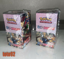 Pokémon 2 Display Scellé 18 Booster Épée bouclier de Base neuf français