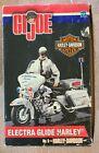 GI Joe Harley Davidson Electra Glide Police Bike and Rider No.3 .SEE DESCRIPTION