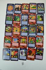 Illuminati New World Order INWO Unlimited Edition Lot 25 UNCOMMON Cards B