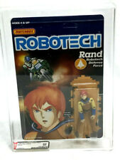 New Comme neuf on Card Master Figurine ROBOTECH MATCHBOX 1985 années 1980 Comme neuf on card VINTAGE