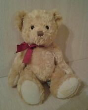 "Russ Berrie Pot Belly Teddy Bear Spencer Plush 13"""
