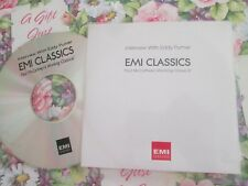 Paul McCartney ‎– Working Classical - Interview EMI Classics PROMO CD Album
