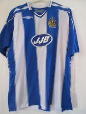 Wigan Athletic 2007-2008 Hogar Camiseta De Fútbol Talla XXL Mans/43750