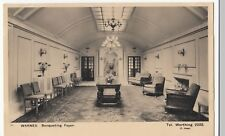 Sussex; Worthing, Warnes Hotel, Banqueting Foyer PPC, Unposted, Official Card