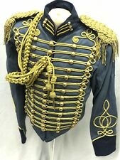 "American  Civil War Gold Hussar Officers Jacket 42,44"",46""Epaulettes,Aguil"
