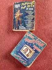 Rotsan & Makhom 1001 popular pop Hits 1958. AND American Songs 1956