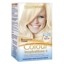 Mellor & Russell Colour Inspirations No 1 Natural Extra Light Blonde Hair Dye- 2