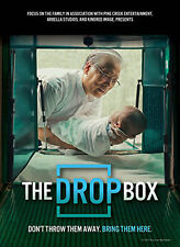 The Drop Box - Don't Throw Them Away. Bring Them Here. (DVD, 2015) FREE SHIPPING