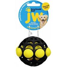 JW Arachnoid Ball Dog Toy 12cm