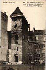 CPA PARIS (1e) 20, Rue Etienne-Marcel. Tour de Jean-sans-Peur (537115)