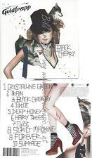 CD--GOLDFRAPP--BLACK CHERRY