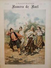 L'ILLUSTRATION 1894 N 2701 NUMERO DE NOEL