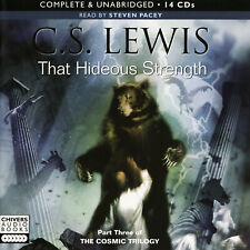 C. S. Lewis: That Hideous Strength - Unabridged Audio Book - 14CDs - Chivers