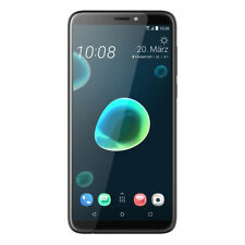 "HTC Desire 12+ Cool Black [15,24cm (6,0"") HD+ Display, Android 8, 1.8GHz"