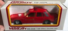 Tomica Dandy Toyota Crown Fire Vehicle DE-009 NEW 'Sullys Hobbies'