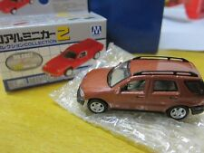 MARUKA - REAL MINI CAR COLLECTION 2 - Mercedes Benz M-Class 1/72 - Mini Toy Car