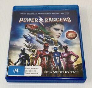 The Power Rangers - Movie Blu-ray