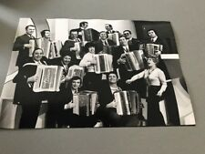 MICK MICHEYL et YVETTE HORNER  - PHOTO DE PRESSE ORIGINALE 20x30cm
