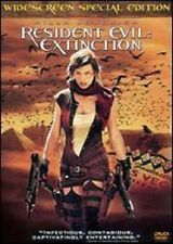 Resident Evil - Extinction DVD (2007) Widescreen - Special Edition