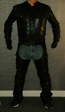 Firstgear by Hein Gericke Leather Scout Jacket and Chaps Suit