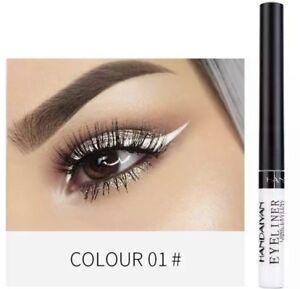 Handaiyan White Eyeliner Waterproof #1