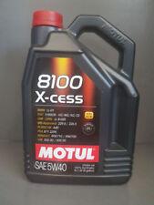 Aceites de motor 5W40 5 L para vehículos BMW