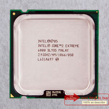 Intel Core 2 Extreme X6800 SL9S5 CPU 2.93 GHz 4M 1066 MHz LGA 775 100% work free