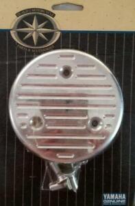 (sn32) Coperchio Cromato Carter originale Yamaha COD STR4YV274302