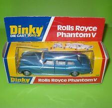 Dinky / 124 Rolls Royce Phantom V / Boxed