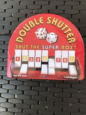 Double Shutter Game NEW Shut The Super Box Addition Game 8+