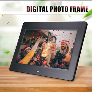 10inch Digital Photo Frame with Automatic Slideshow Photo /Music /Video US Gift