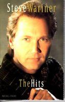 Steve Wariner The Hits 1998 Cassette Tape Album Classic Country Folk Rock Soft