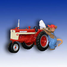 Filled To The Brim With Love Charming Tails Tractor Figurine Farmall Collectible