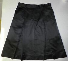 Creatures of the Wind US designer 100% silk a-line skirt office size  like new