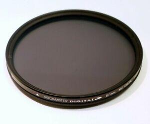 Pomaster Digital 67mm Filter Cir-PL C-PL Circular polarizer Multi-Coated