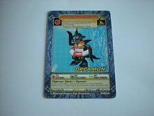Carte Digimon Orcamon !!!