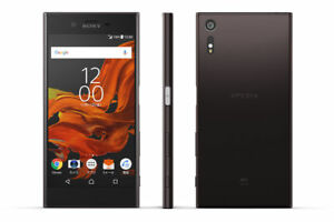 SONY Xperia  XZ   F8331-    32GB-   Mineral   Black   (Unlocked)   Smartphone