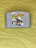 Mario Kart 64 (Nintendo 64, 1997) - Cartridge Only - Authentic - Tested